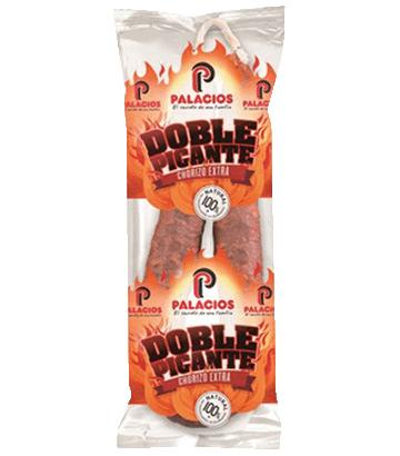 Chorizo Extra Doble Picante Palacios
