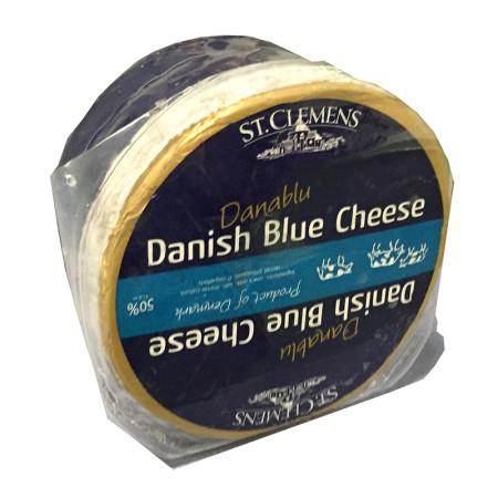 Queso Azul Danés Redondo