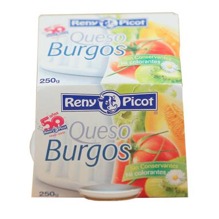 Queso Fresco Burgos Reny Picot 250g.