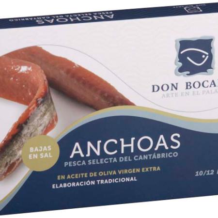 Anchoa Don Bocarte Selección Ración 120g.