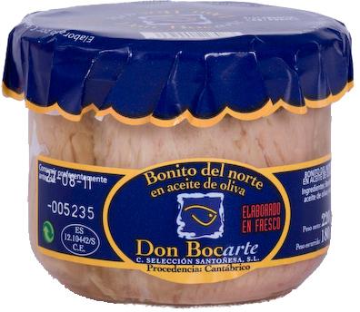 Bonito del Norte Don Bocarte 220g.