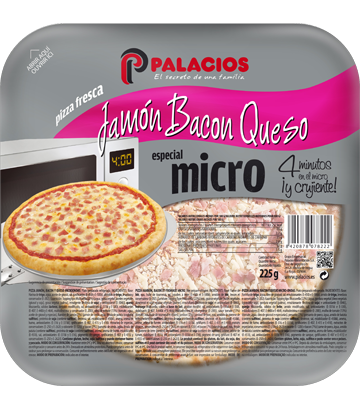Pizza Mini Jamon
