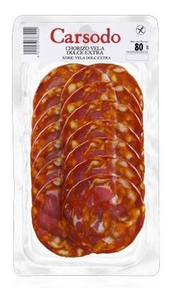 Loncheado de Chorizo Extra Carsodo